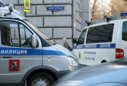 Приставы вновь обыскивают московский офис ВР