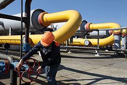 Нафтагаз  получил полную оплату транзита газа от  Газпрома