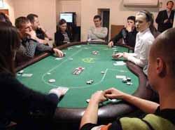 Столица избавится от подпольных казино в ближайшее время