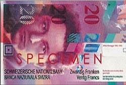 Путешествие во времени: самый твердый франк