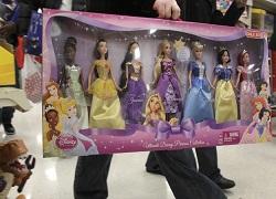 Такой дорогой детский шопинг...