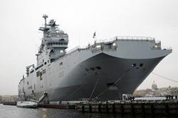 Мистрали  могут затопить в море - Le Figaro