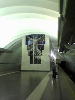 Движение в питерском метро прерывалось из-за дыма