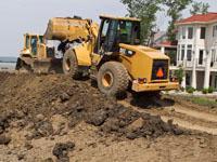 Усть-Луга  строит город
